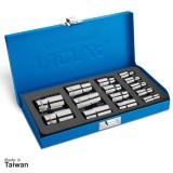 جعبه بکس 14 پارچه نووا مدل NTS7025
